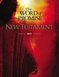 Book Cover The word of Promise New Testament