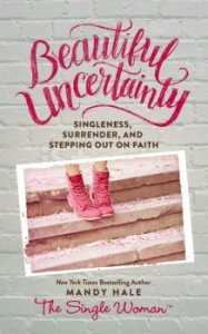 Book Cover Beautiful Uncertainty