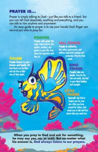Under the Sea Bible Prayer Is