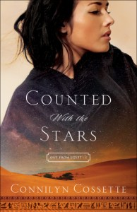 Book Cover Counted With the Stars