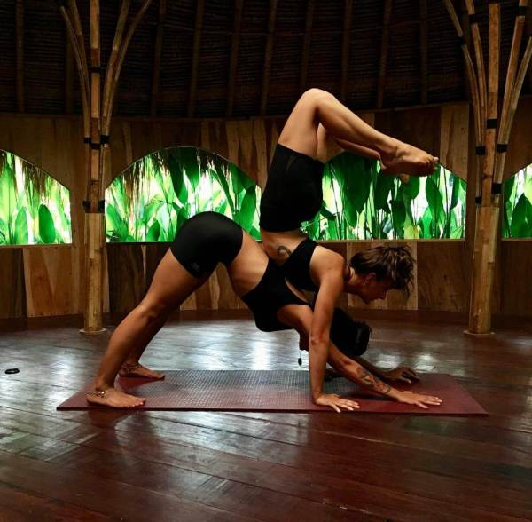 Yoga Moves Two