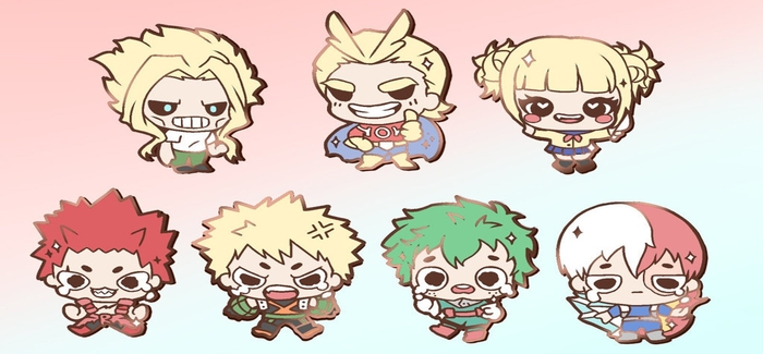 MY HERO ACADEMIA Merch Items to Make you Squeal