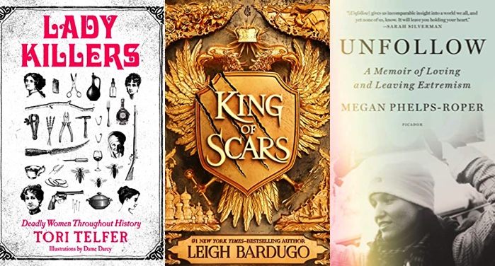Book Riot's Deals of the Day for March 6, 2021