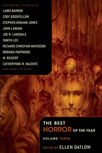 Datlow Best Horror of the Year 3