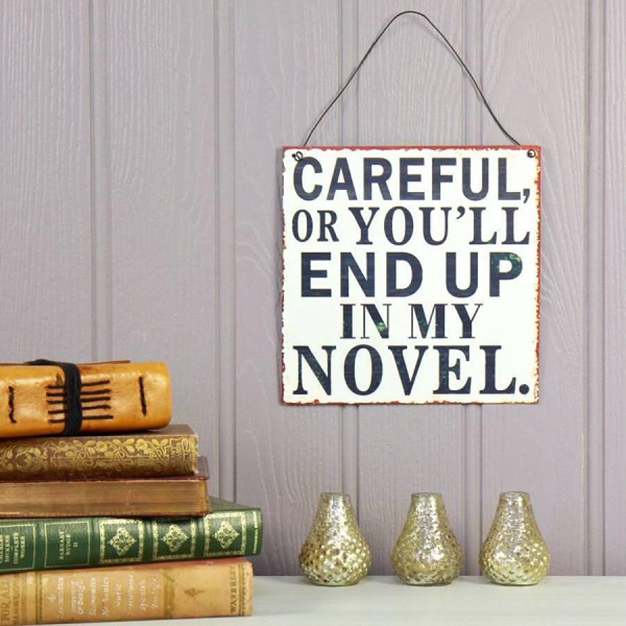 careful novel