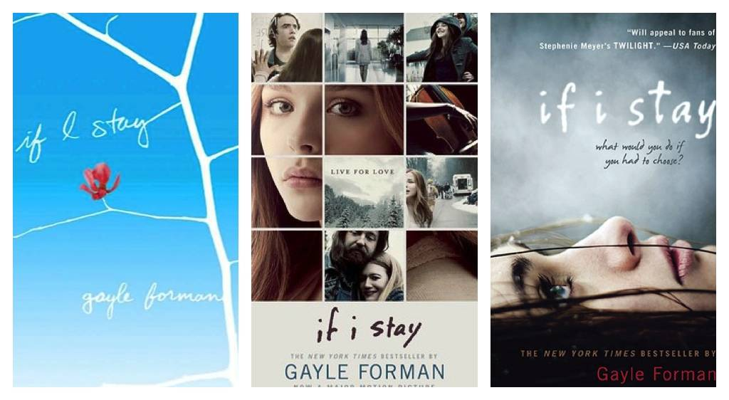 Image result for If I stay book cover
