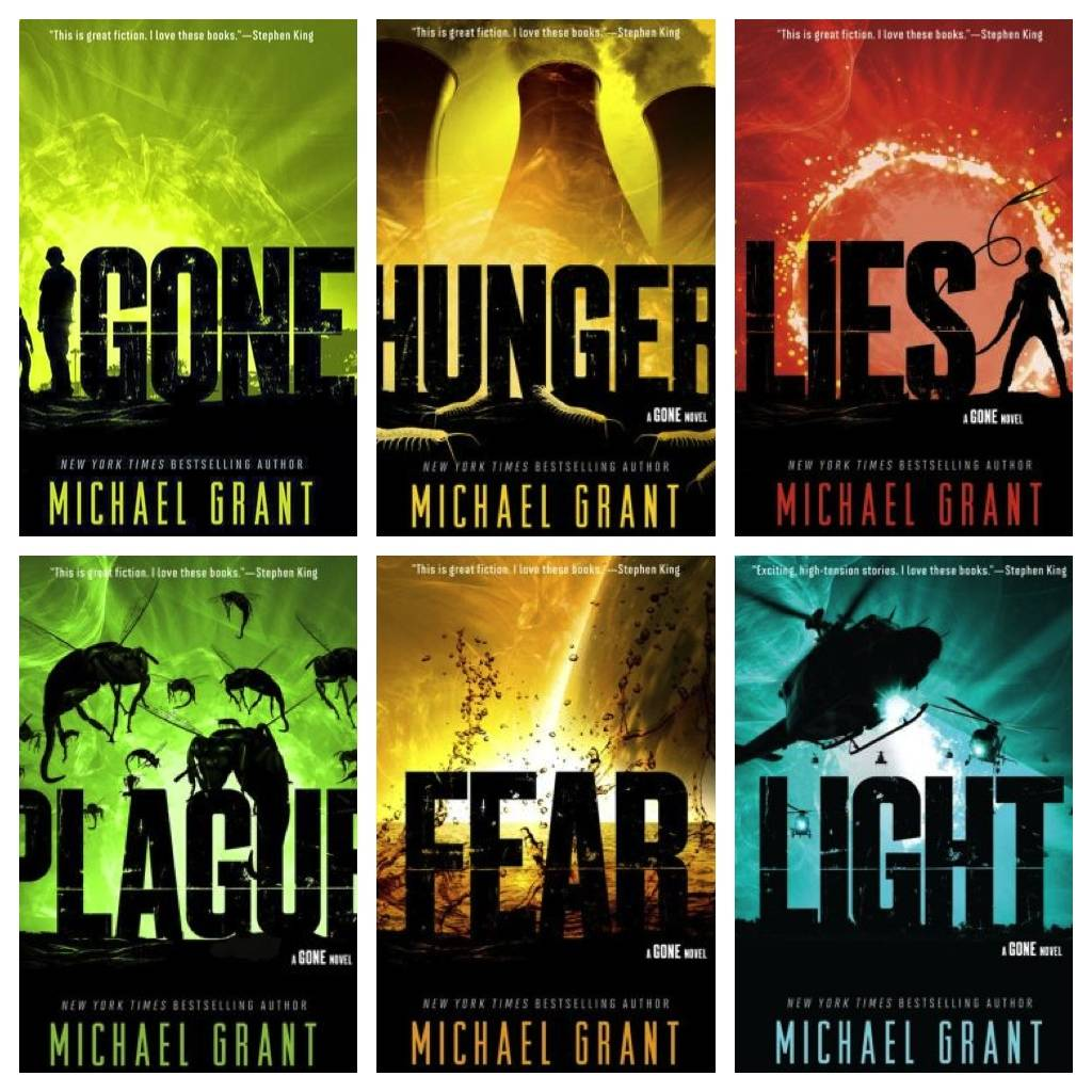 Image result for gone book series