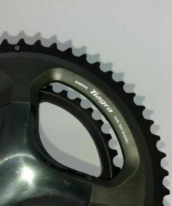 Shimano Tiagra 4700 Mid-Compact Crankset /& Bottom Bracket Grey 52//36T 175mm