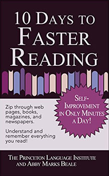 10 days to faster reading - Abby Marks Beale
