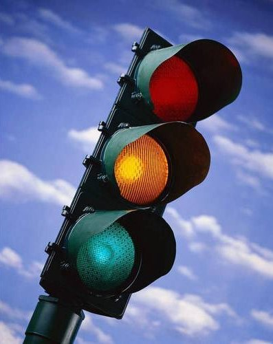 Traffic Lights to Control Emotions