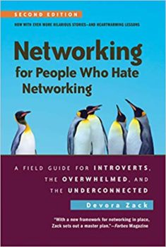 Networking for People introvert social