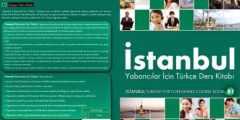 كتاب اسطنبول B1 لتعلم اللغة التركية pdf مع الصوتيات