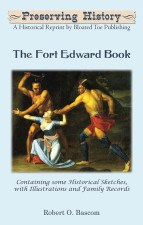 The Fort Edward Book-Front Cover