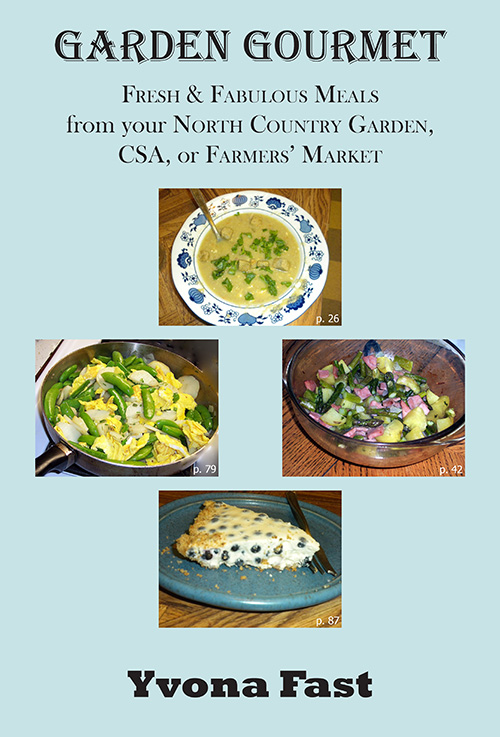 garden gourmet fresh fabulous meals from your north country garden csa - Garden Gourmet