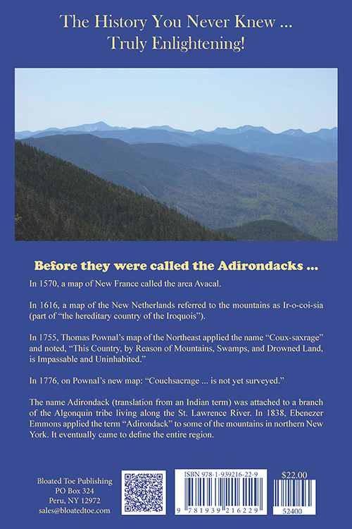 Historical Sketches of Northern New York and the Adirondack