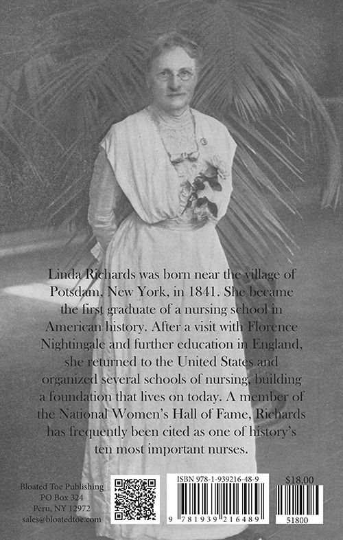linda richards first trained nurse in united states essay Reminiscences of america's first trained nurse, by linda richards, covered  richards' experience in training school and many of her accomplishments after.