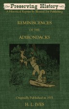 Reminiscences of the Adirondacks-Front Cover