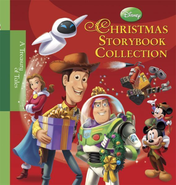 The Christmas Story Book.Disney Christmas Storybook Collection
