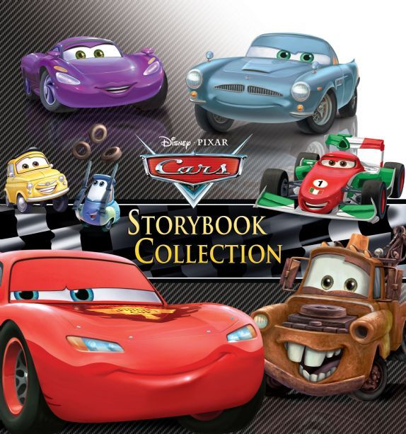 Cars Storybook Collection Disney Books Disney