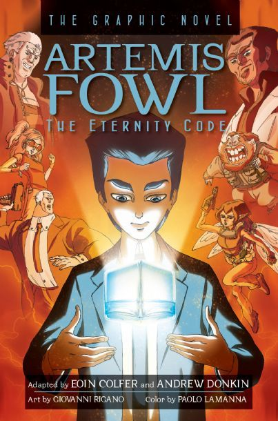 The Eternity Code Graphic Novel (Volume 3)