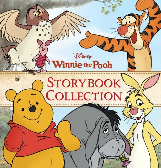 Winnie The Pooh Storybook Collection Disney Books Disney Publishing Worldwide