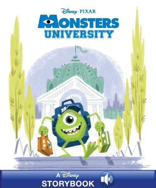 Disney Classic Stories:  Monsters University