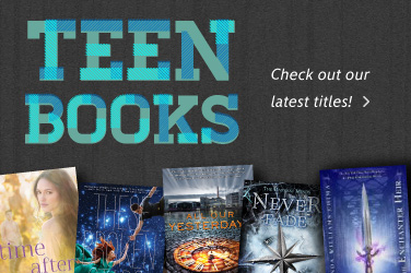 Teen Books — Check out the latest titles