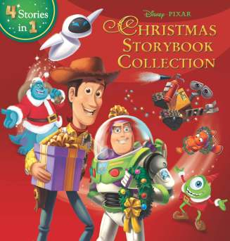 DisneyPixar Christmas Storybook Collection