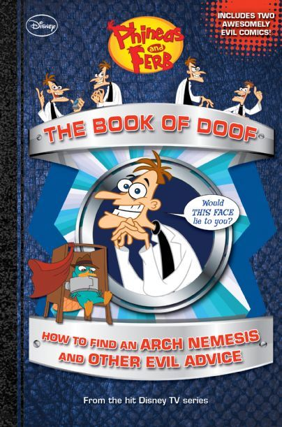 Phineas and Ferb:  The Book of Doof