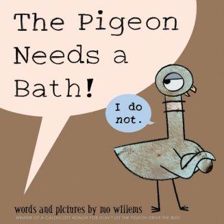 Pigeon Needs a Bath!, The