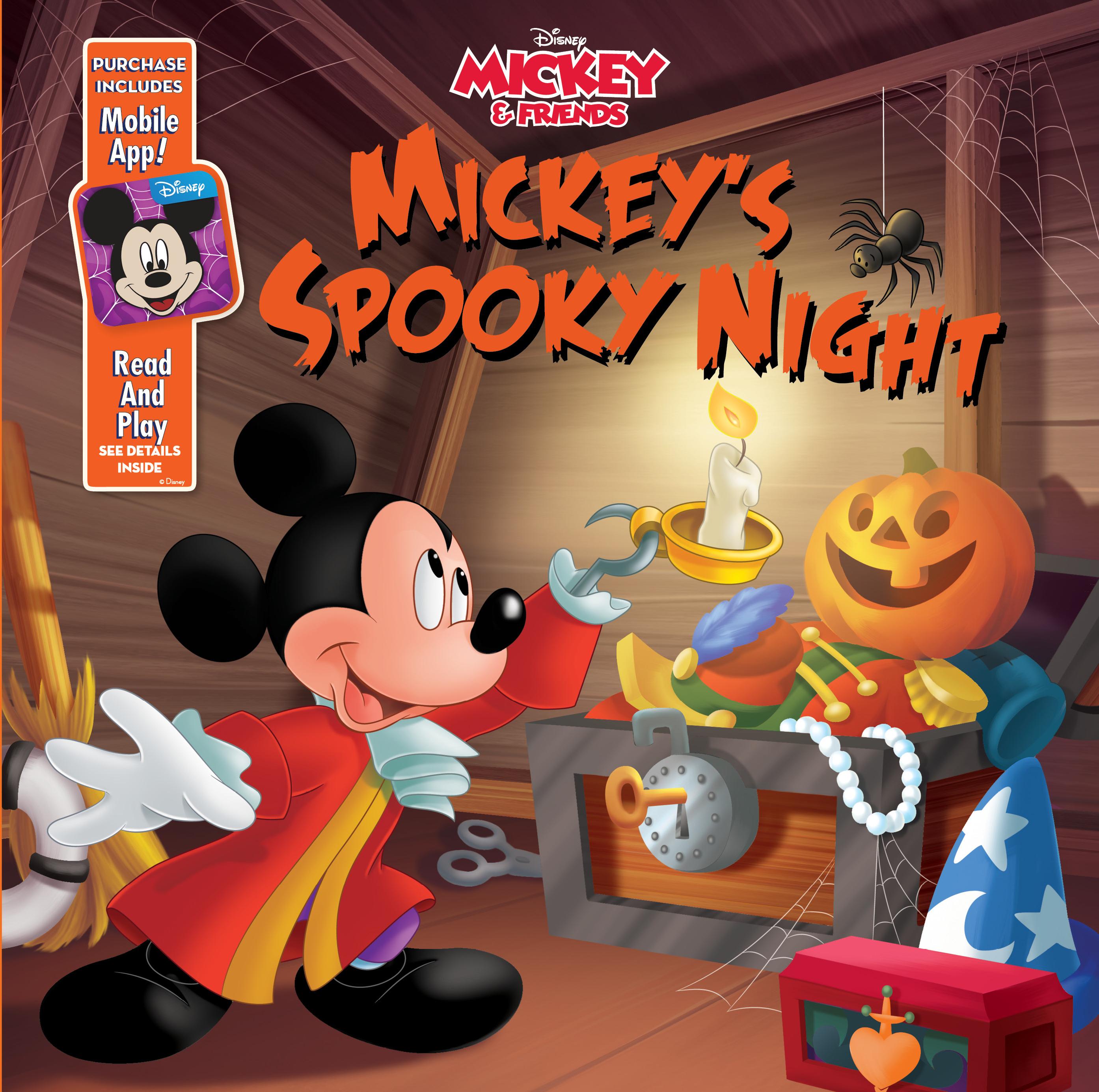 Mickey & Friends:  Mickey's Spooky Night