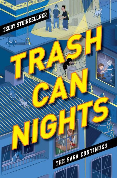 Trash Can Nights