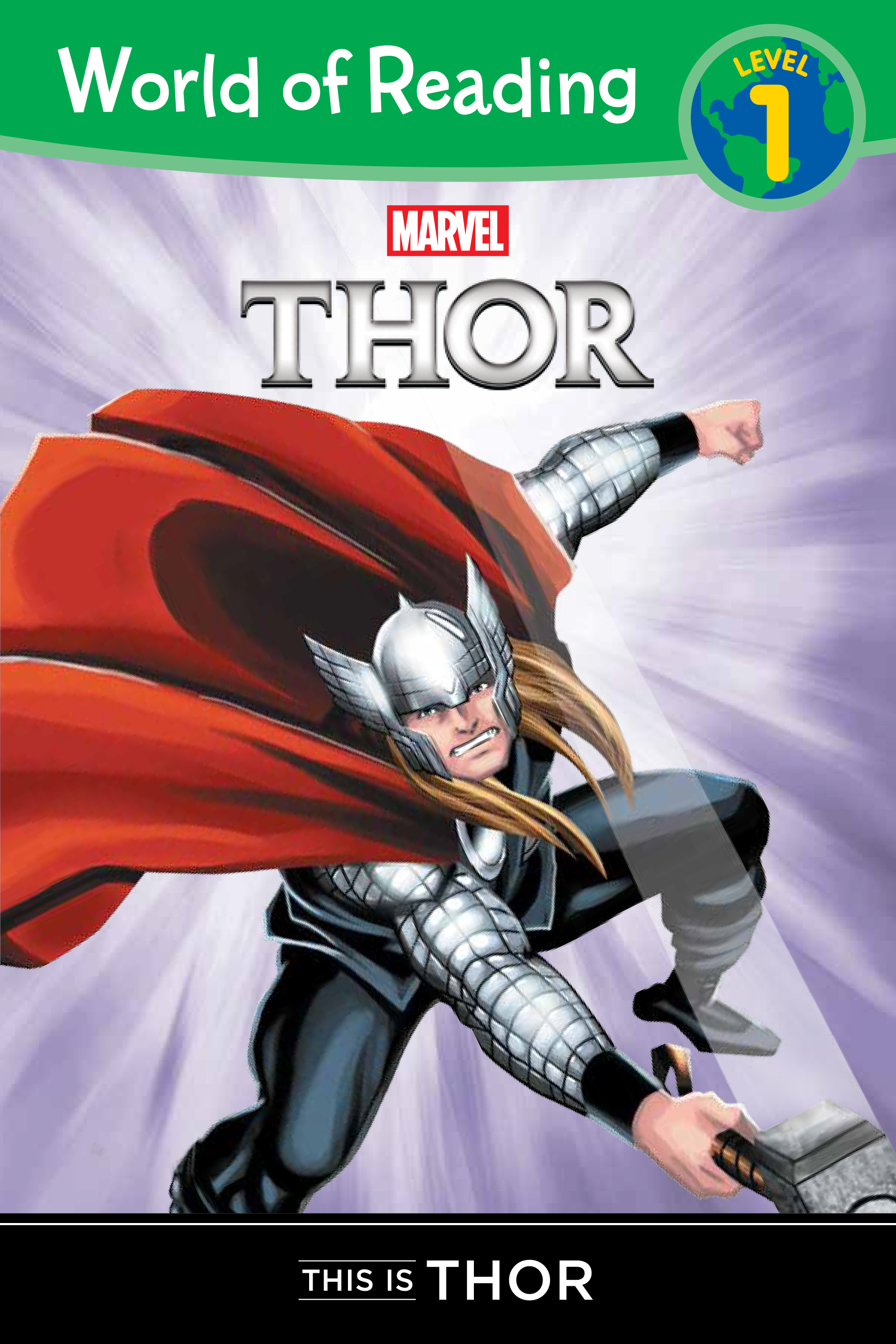 World of Reading:  Thor: This is Thor