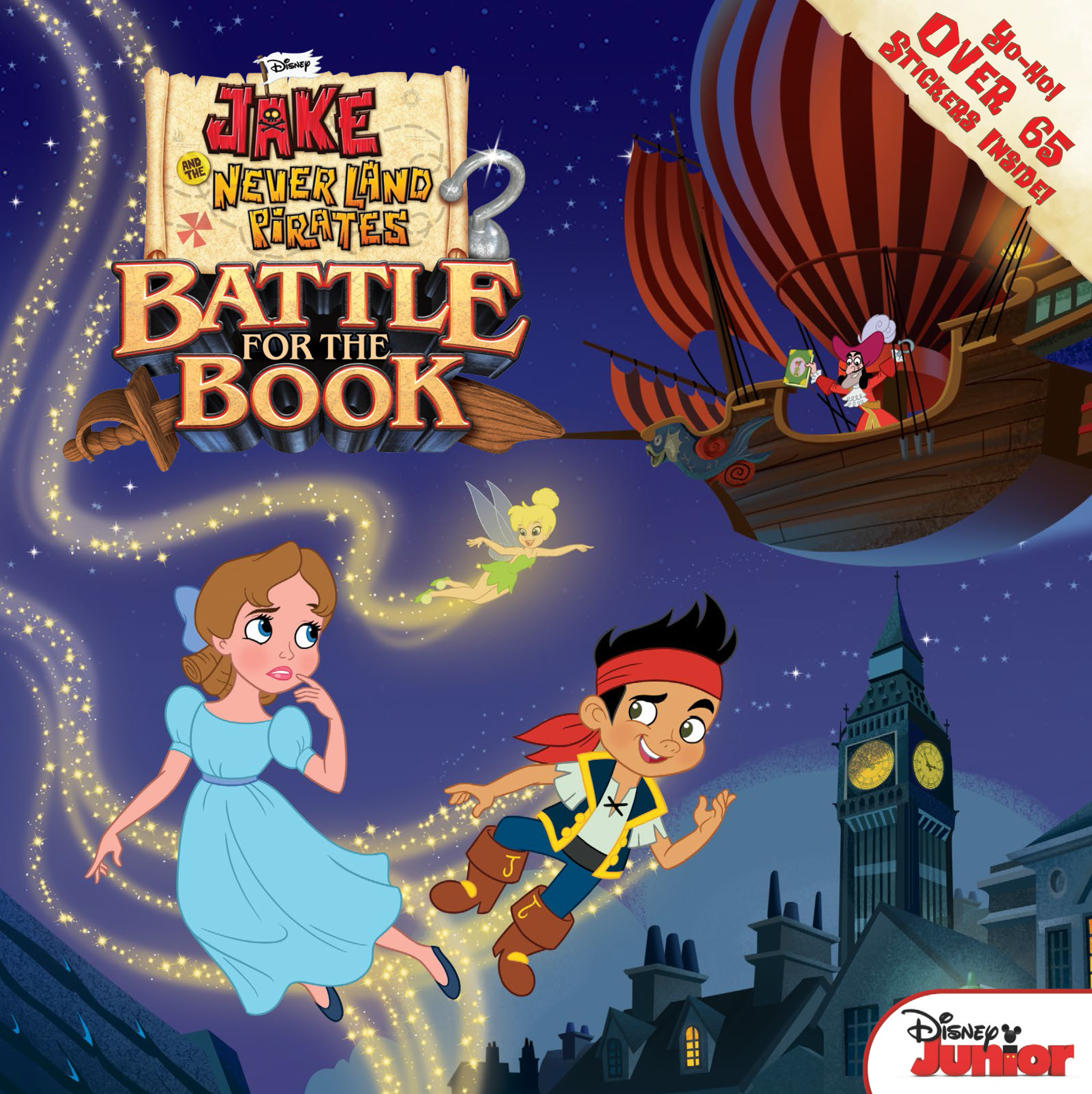 jake and the never land pirates battle for the book disney