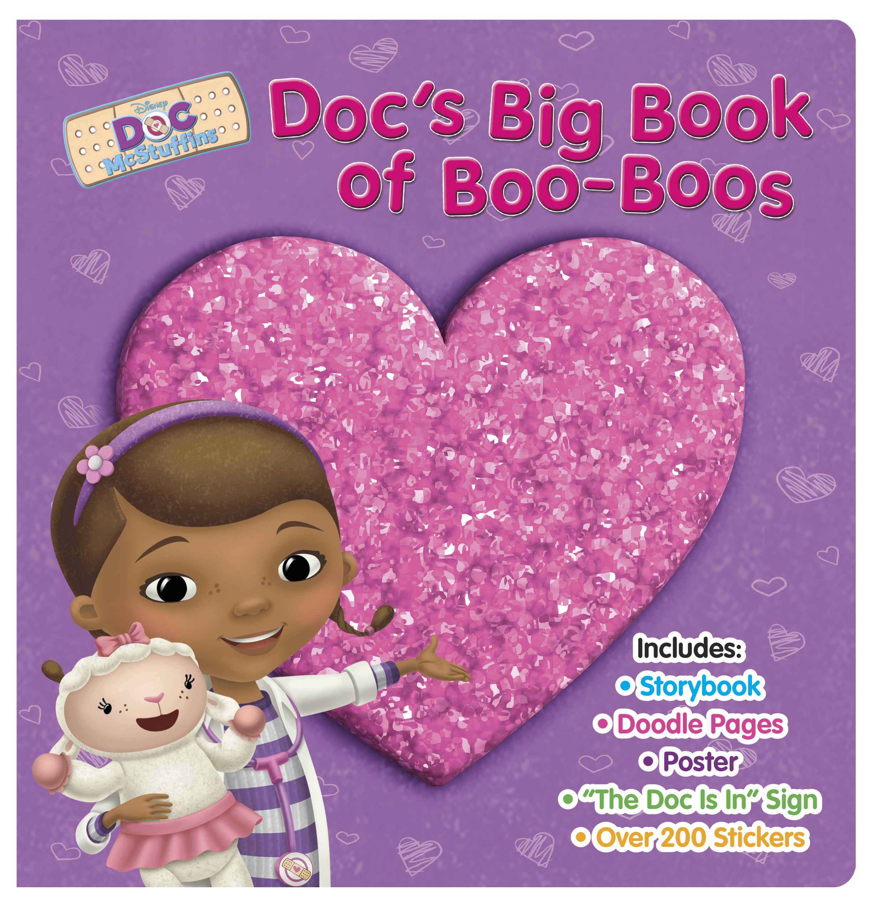 Doc's Big Book of Boo-Boos