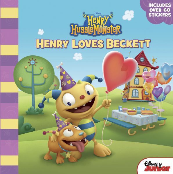 Henry Hugglemonster: Henry Loves Beckett