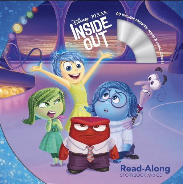 talk with kids about emotions: 'inside out' mini