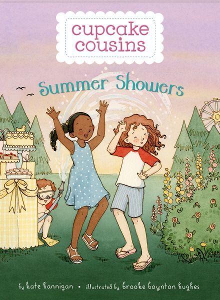 Cupcake Cousins, Book 2