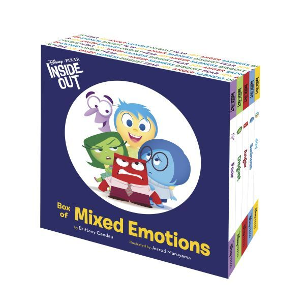 Inside Out: Box of Mixed Emotions