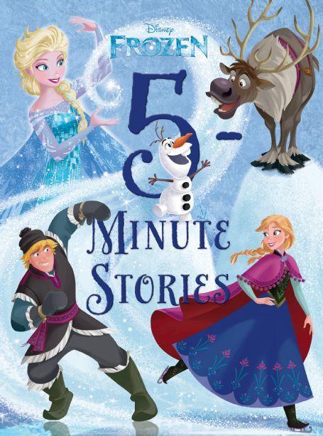 5-Minute Frozen Stories