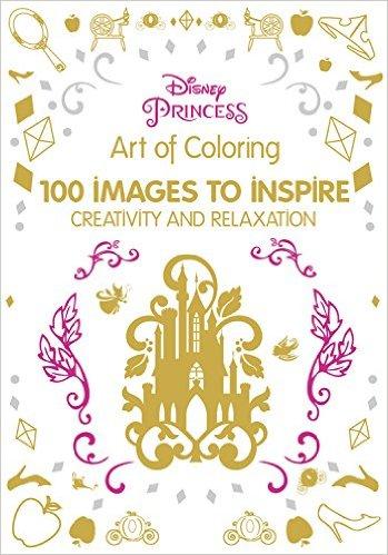 Art Therapy Disney Princess