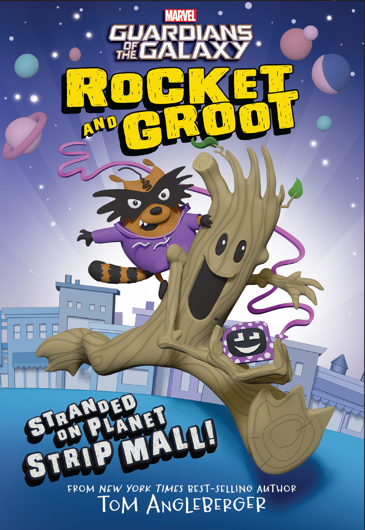 Rocket and Groot: Stranded on Planet Strip Mall!   Disney ... - photo#38