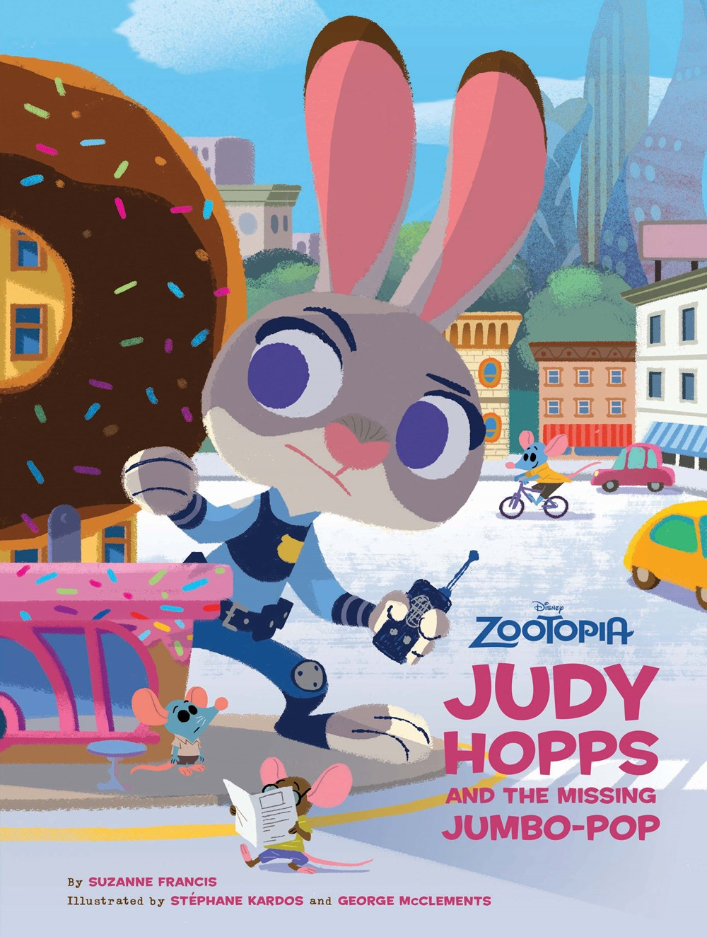 Zootopia: Judy Hopps and the Missing Jumbo-Pop