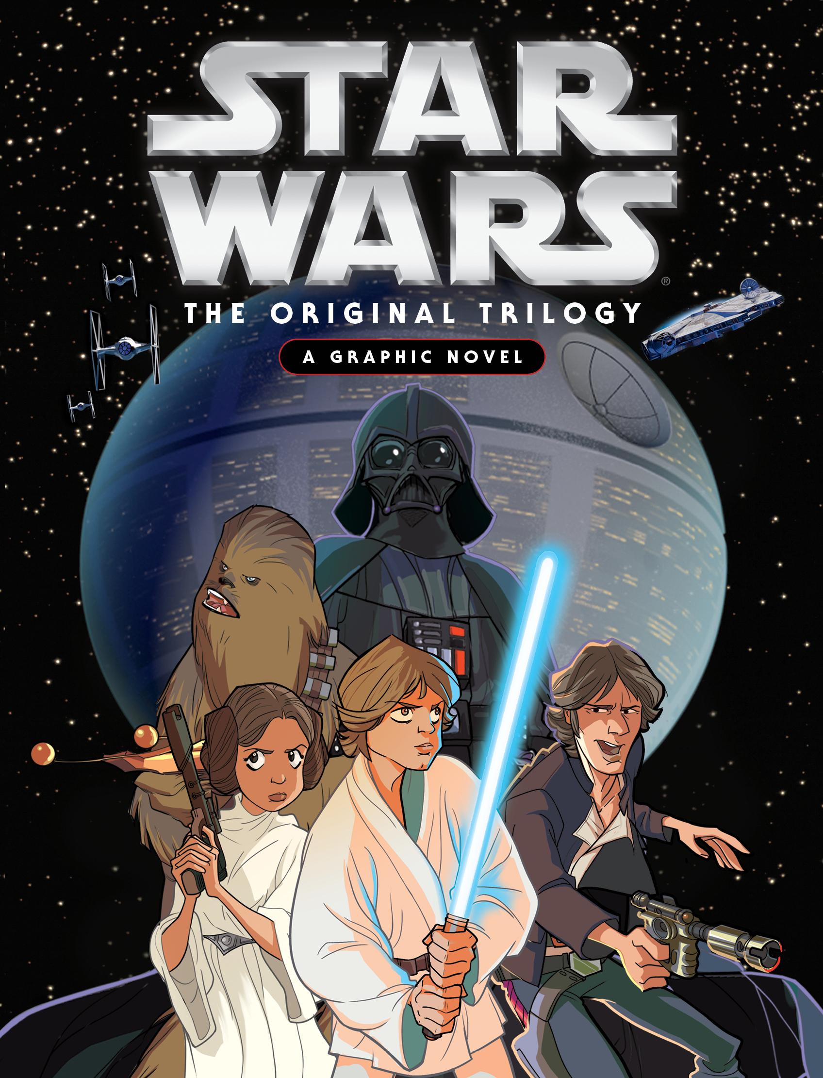 Star Wars The Original Trilogy Disney Books Disney Publishing Worldwide