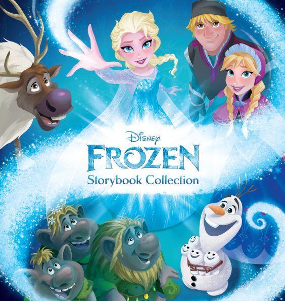 Olaf's Night Before Christmas Book & CD | Disney Books | Disney ...