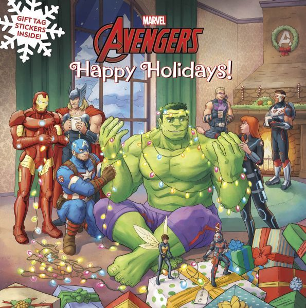 Marvel Avengers: Happy Holidays!