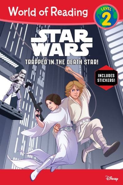 World of Reading: Trapped in the Death Star!