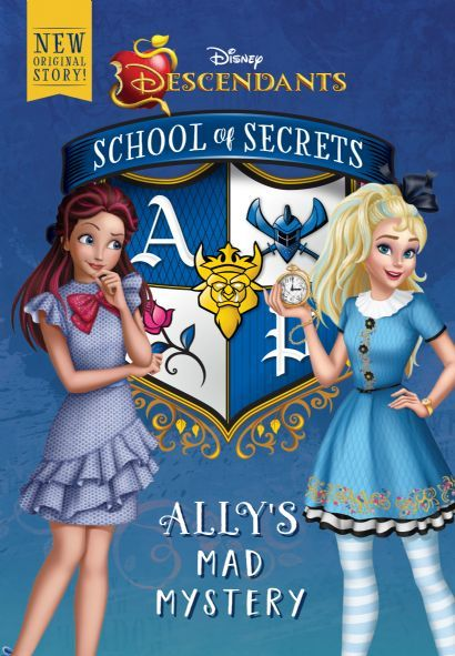 School of Secrets: Ally's Mad Mystery