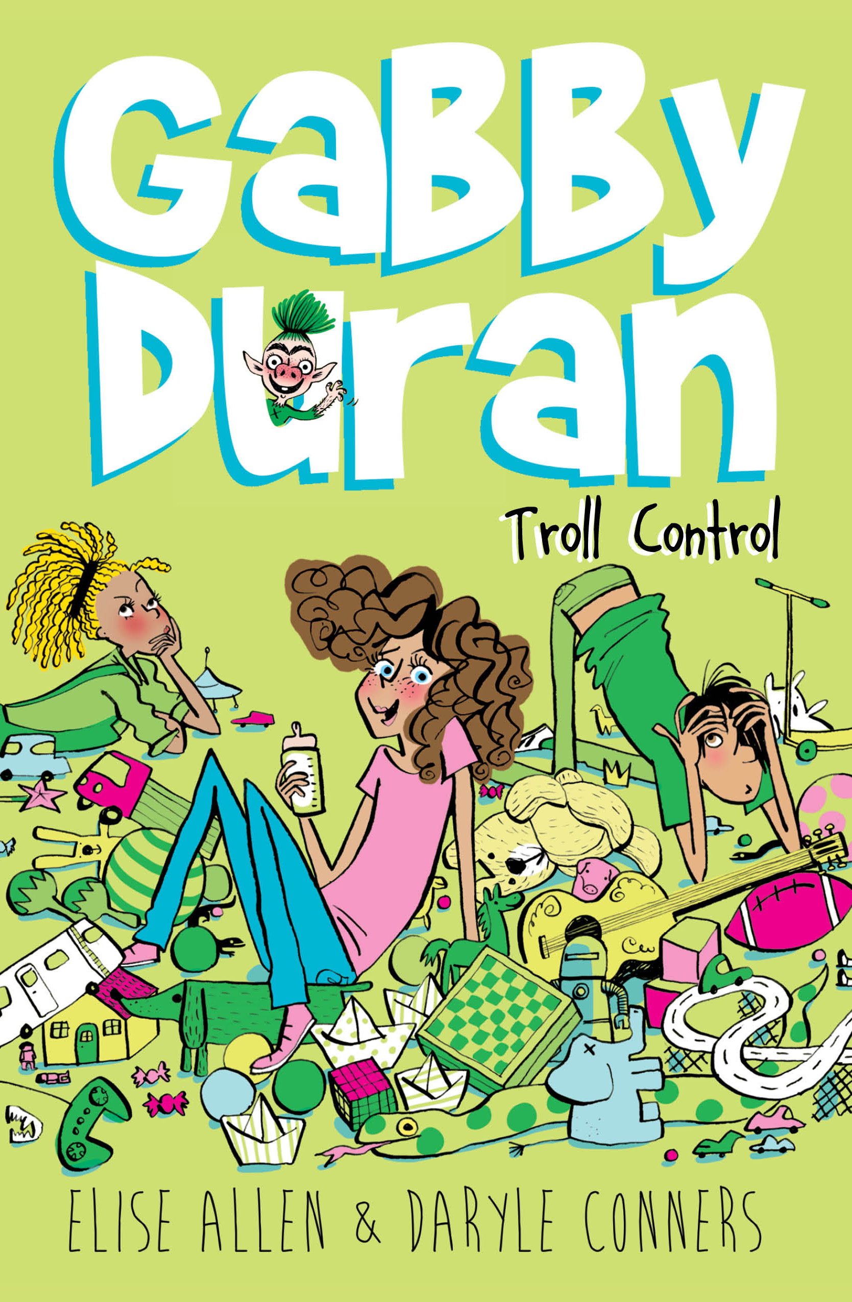 Gabby Duran: Troll Control