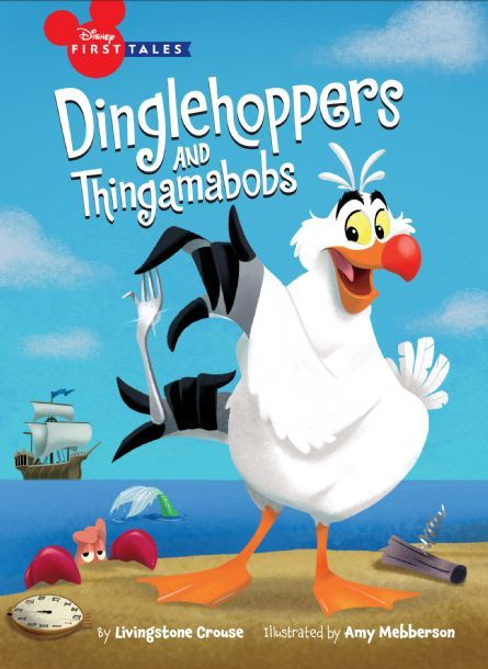 The Little Mermaid: Dinglehoppers and Thingamabobs